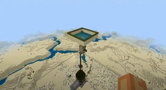 Minecraft Village Raid