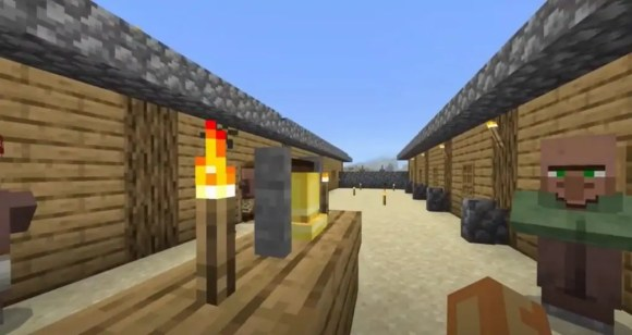 Minecraft Village of Trades