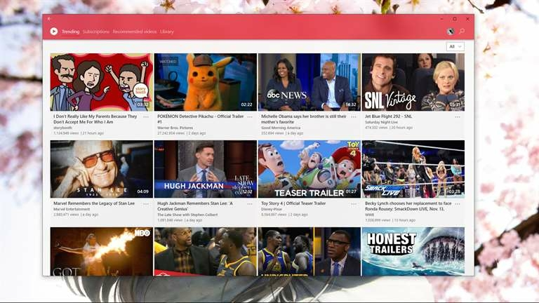 Youtube app for windows 10 - 04 awesome tube