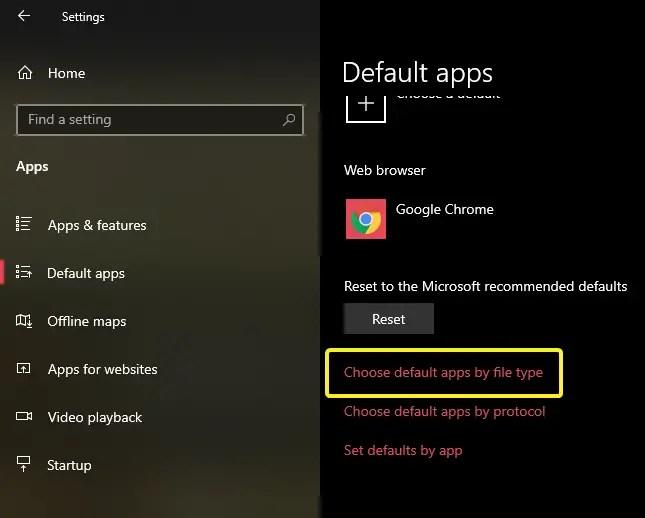 Change default pdf viewer on windows 10 image 05