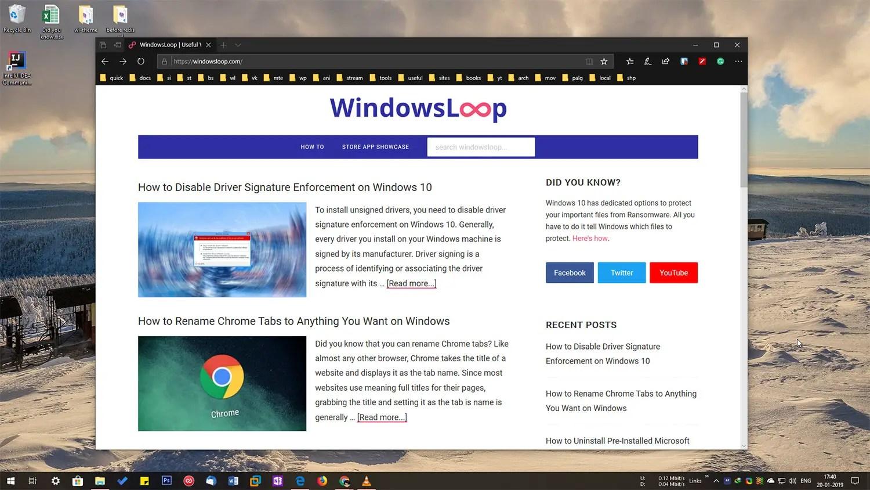 How to Keep a Window Always on Top on Windows 10 / 8 / 7