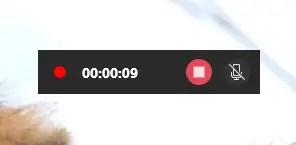 Record screen on windows 10 image 05