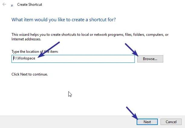 Pin folder to taskbar 02
