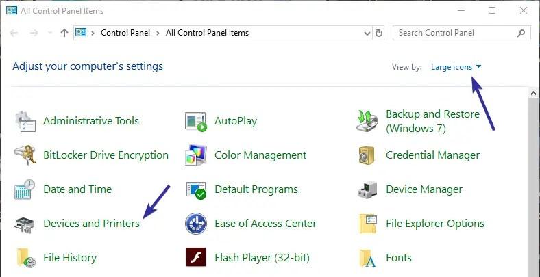 Windows 10 clear print queue 04