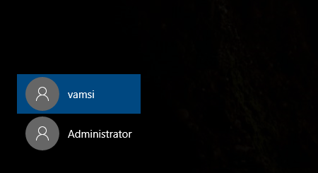 Windows 10 enable hidden administrator account 04