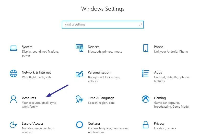 Delete user account windows 10 01