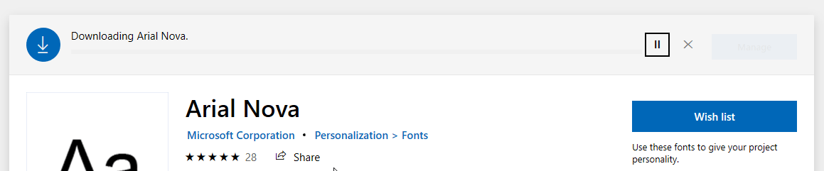 Install fonts in windows 10 04