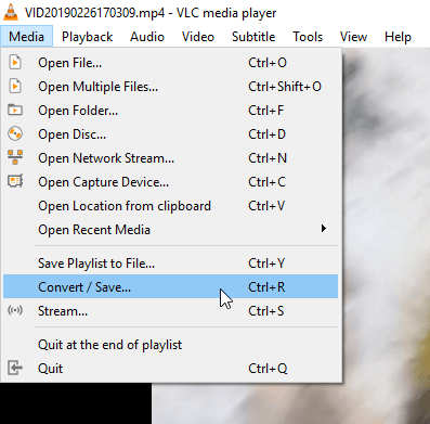 How to Rotate Video in VLC and Save it in Windows 10