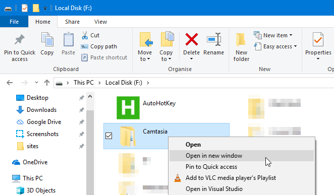 Open multiple file explorer windows 03