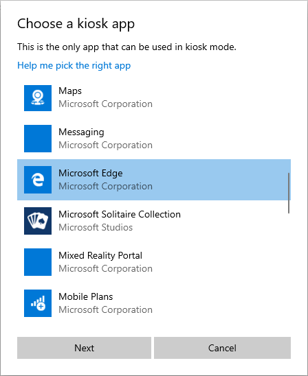 How to Enable Kiosk Mode in Windows 10 (Assigned Access)