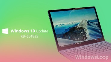 Kb4501835 update