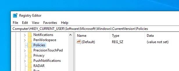Disable windows 10 pc settings app 07