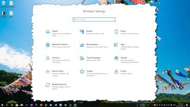 Disable windows 10 pc settings app