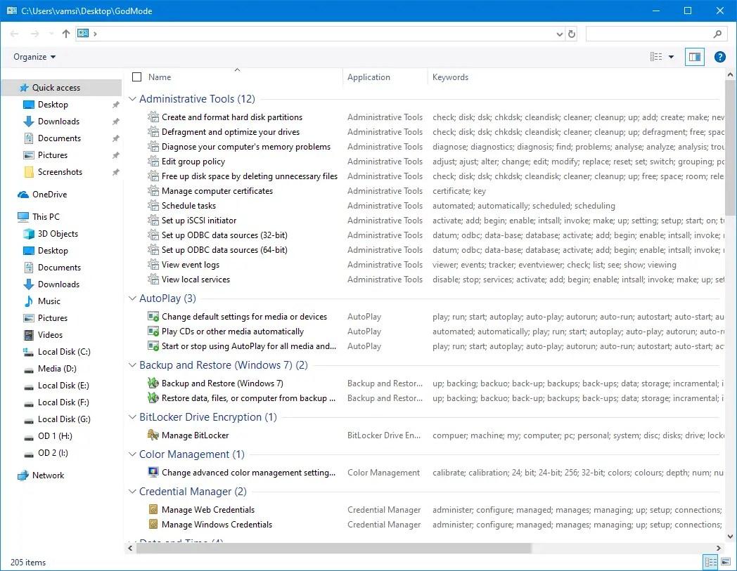 Windows 10 god mode 04