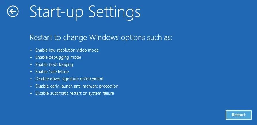 Windows 10 safe mode 06
