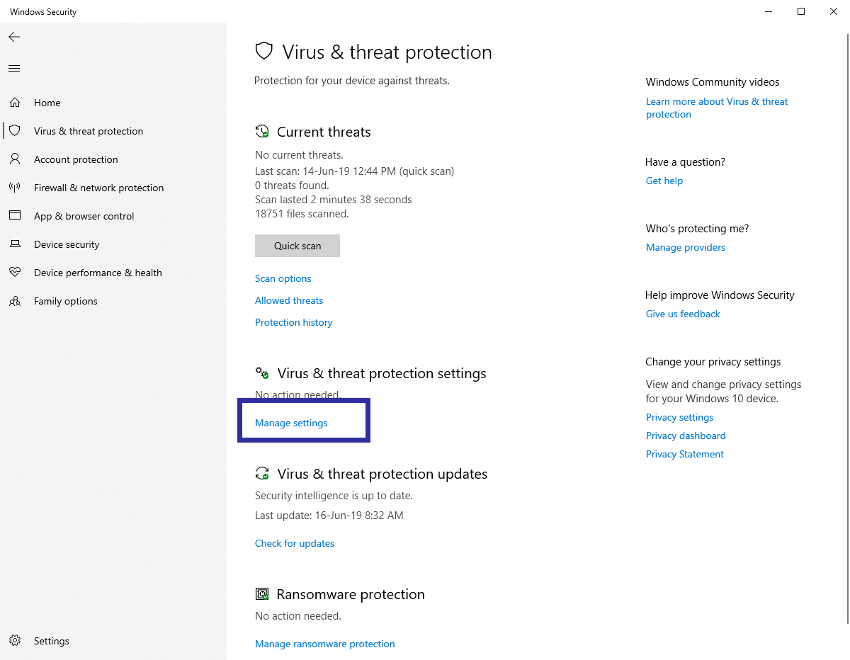 How to Disable Windows Defender Security Center on Windows 10