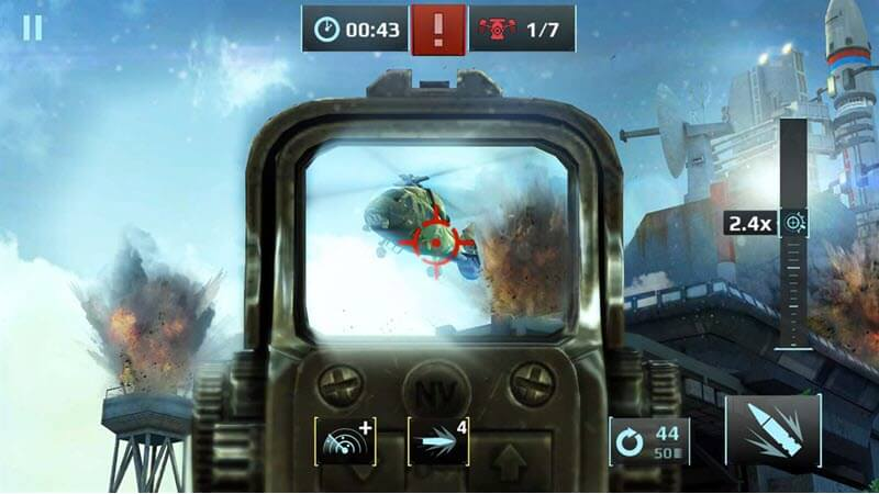 Free microsoft store game 01 sniper fury