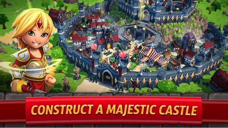 Free microsoft store game 11 royal revolt 2