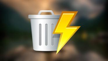 Cmd to force delete file - featured