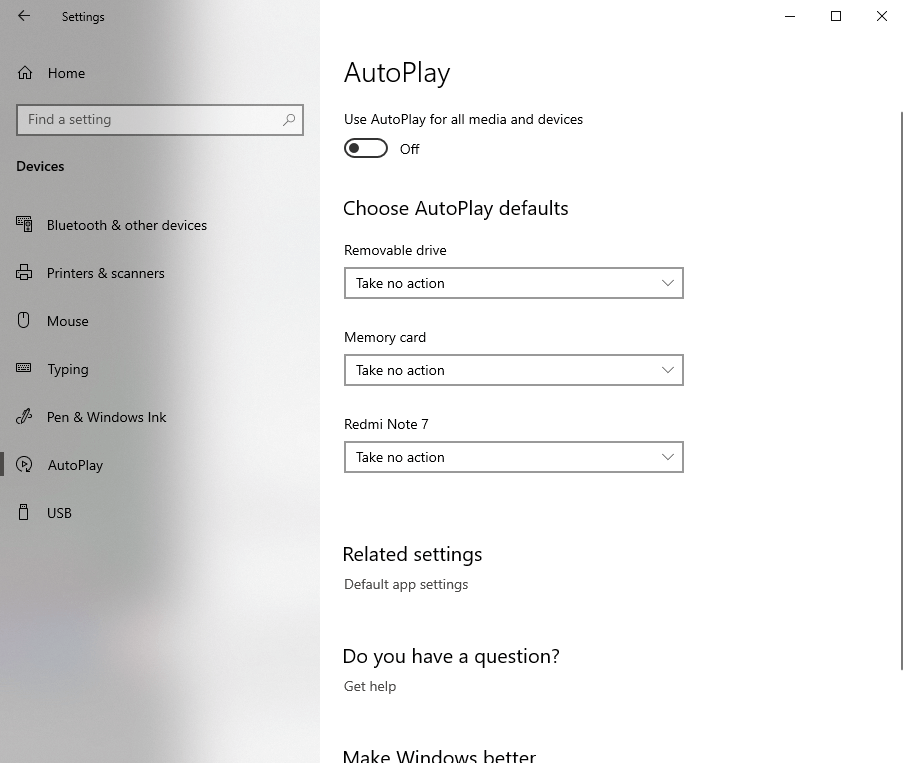 How to Configure or Disable Autorun and Autoplay in Windows 10