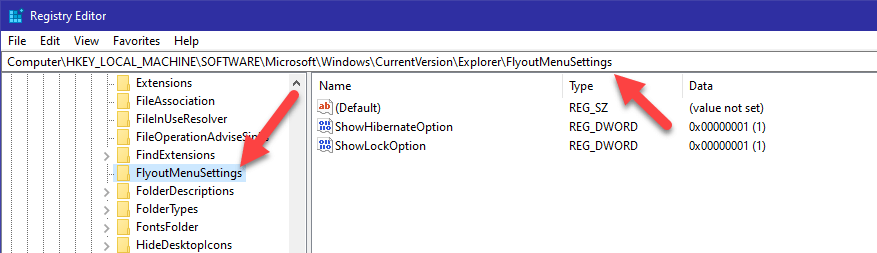 Windows 10 start menu sleep option - 13 - go to folder