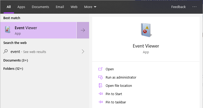 Log login and shutdown activities - open event viewer