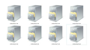 Win 10 install cab files - featured