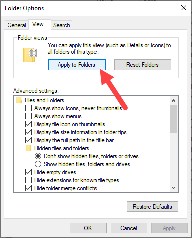 File-explorer-apply-column-to-all-folders-click-apply-to-folders