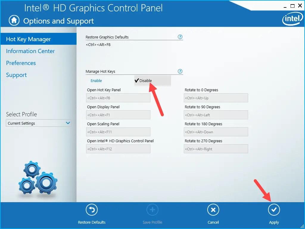 Disable-screen-rotation-shortcuts-select-disabled