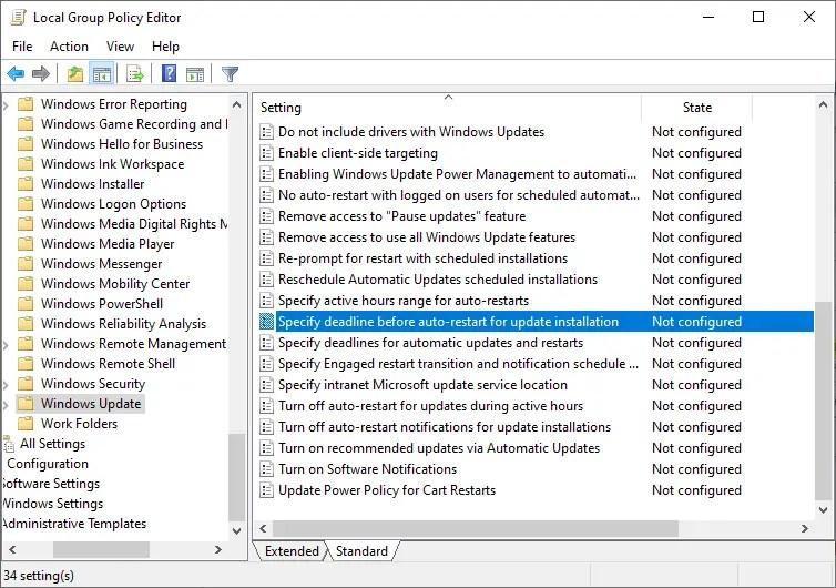 Win-10-auto-restart-deadline-settings-open-policy