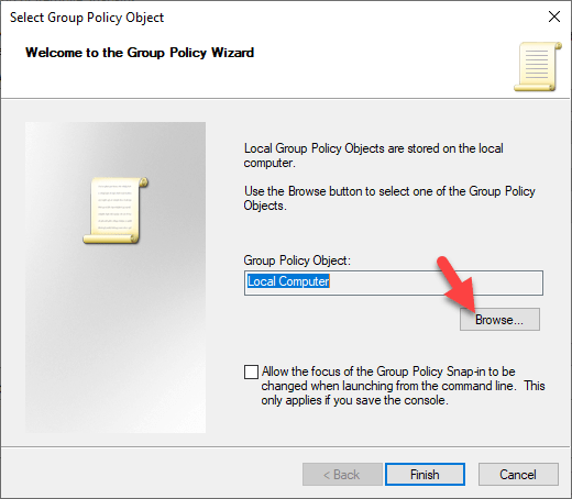 Non-administrator-group-policy-windows-click-browse