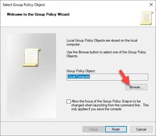 Non-administrator-group-policy-windows-click-browse