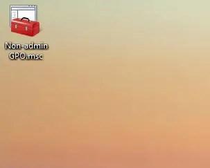Non-administrator-group-policy-windows-mmc-icon