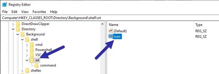 Open-windows-terminal-here-windows-create-new-value