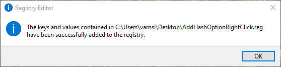Add-hash-option-to-context-menu-close-window