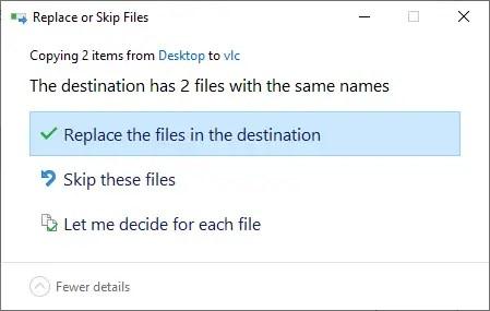 Backup-vlc-settings-windows-replace-files
