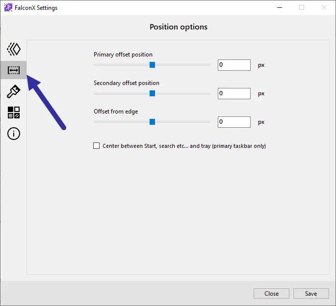 Center-taskbar-icons-tweak