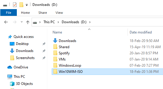 Convert-esd-to-wim-create-new-folder