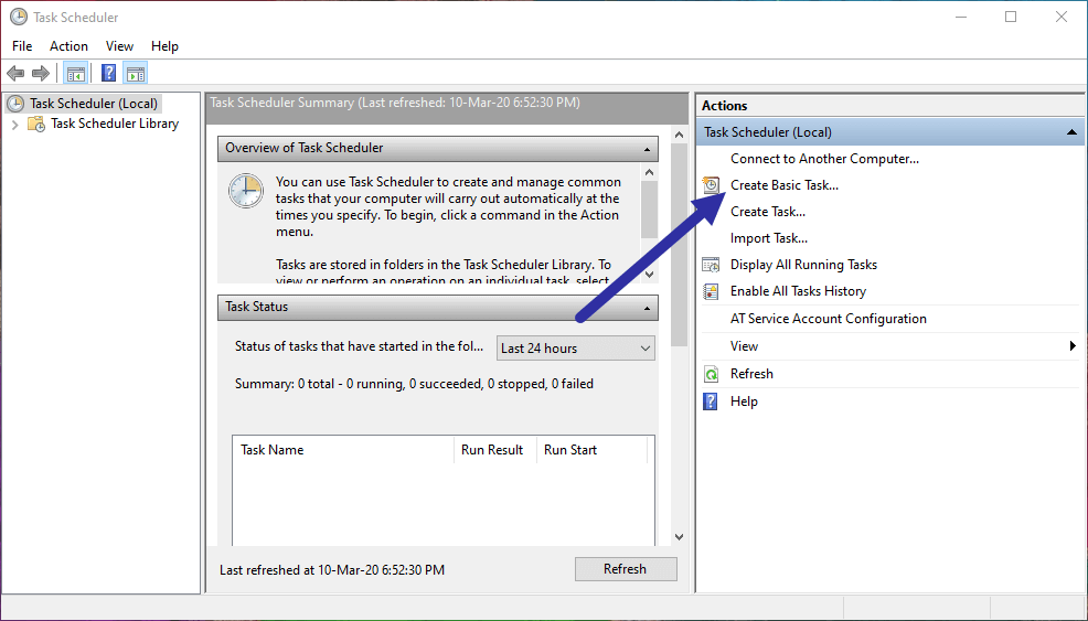 Schedule-sleep-windows-create-task