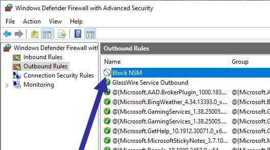 Block-program-with-windows-firewall-created