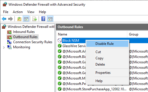 Block-program-with-windows-firewall-disable-rule