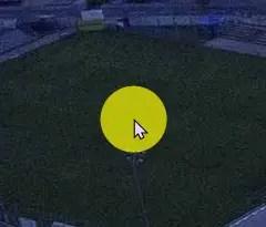 Windows cursor highlight - pf changed cursor highlight