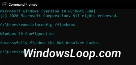 Clear-windows-dns-command-250720