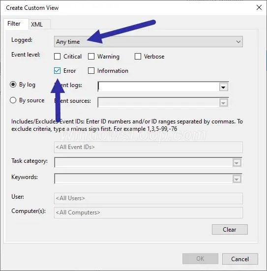 Select-error-event-030720