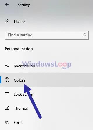 Color-personalization-windows-10-300820