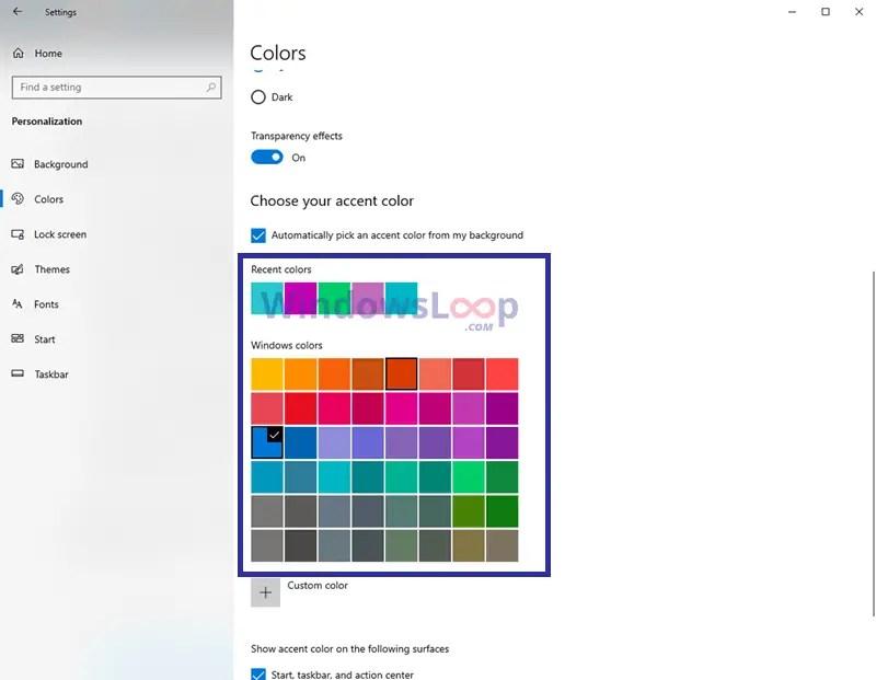 Set-new-taskbar-color-300820