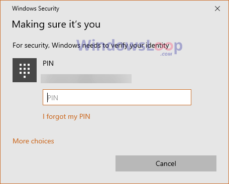 Windows-10-pin-protection
