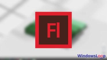 Adobe flash player logo