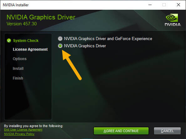 Install-nvidia-driver-without-geforce-experience-291120