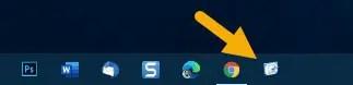 pin excel file to taskbar